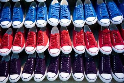 واردات کفش از چین