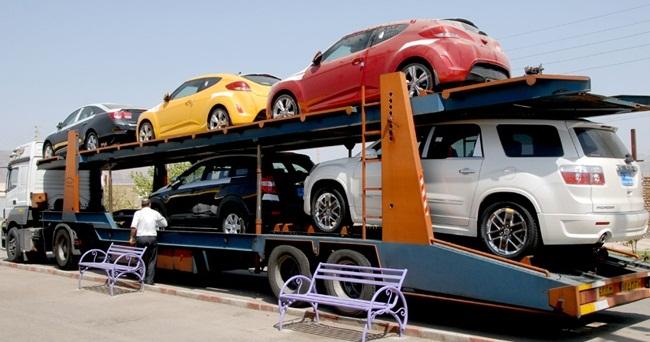 سود واردات خودرو-شرکت واردات خودرو