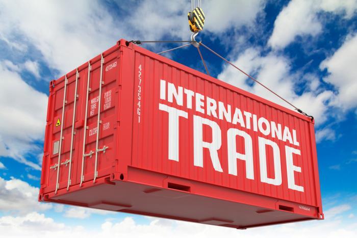 قوانین تجارت بین الملل